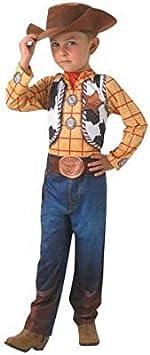 Woody Classic - Toy Story - Childrens Disfraz - Grande - 128Cm ...