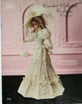 [Crochet Collector Costume (1895 Afternoon Suit, Vol. 6)] (Paradise Costumes Volume)