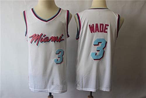 the latest 05fd1 c6943 Dwyane Wade NO.3 Miami Heat Reward Edition And City Edition ...
