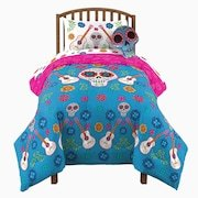 Disney's Coco Twin / Full Comforter and Twin Sheet Set by Franco