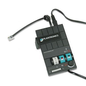MX-10 Headset Switcher™ Multimedia Amplifier ADAPTER,SWITCHER 2,FOR QU (Pack of2) ()