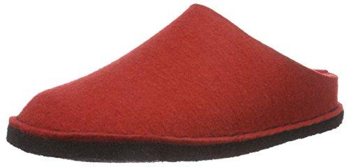 Rubino Haflinger Adulti Pantofole Unisex Aperto Indietro Morbide Bqx5wnaR