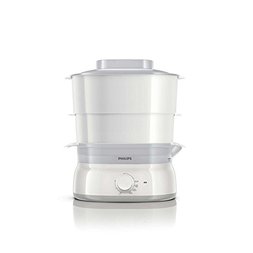New Philips HD9103/00 Daily Cooking Steamer With Aroma Infuser 5L 220V-240V