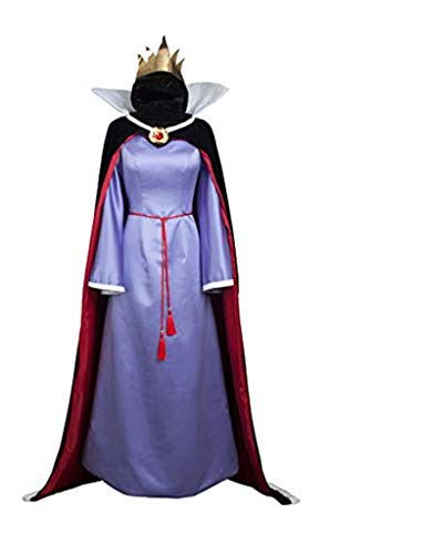 CosFantasy Deluxe Evil Queen Cosplay Costume Fancy Dress Halloween mp004178 (Women M) -