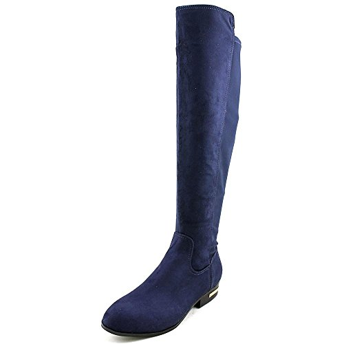 Marc Fisher Pheonix 2 Women Us 6.5 Blue Knee High Boot