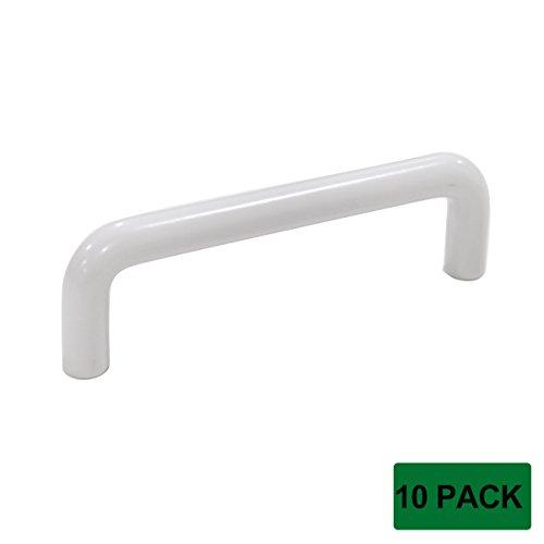 White Handle Pulls - 5