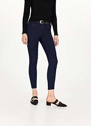 OVS Skinny Jeans Pant For Women DARK BLUE Size 40 EU