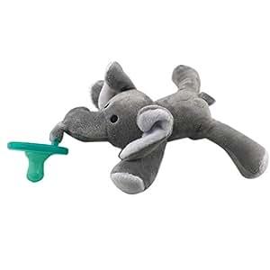 Amazon.com: Yuye-xthriv - Chupete de silicona para bebé con ...