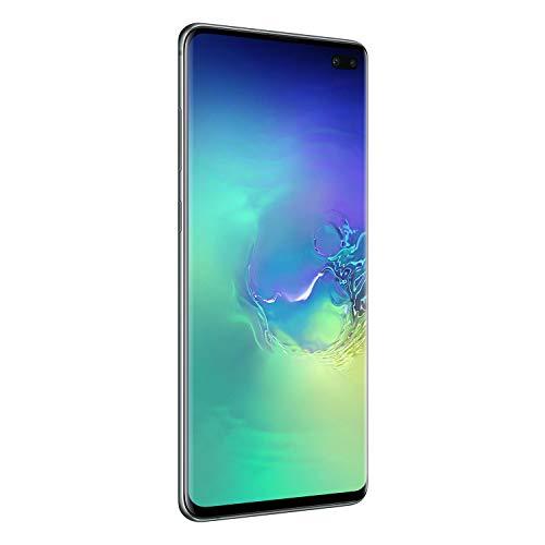 Samsung Galaxy S10 Plus Dual SIM 128GB 8GB RAM 4G LTE (UAE Version) - Prism Green
