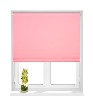 Favorit Amazon.de: Sunlover Thermo-Rollo Verdunklungsrollo, 180 cm breit, Pink ZN26