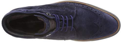 Blue 01 Stivali Floris 01 van Uomo Bommel Blau 10080 qvpw0f7U