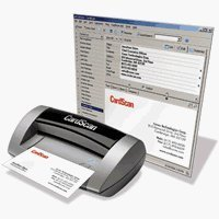 Cheapest Prices! CardScan Executive (700c/V7) - Sheetfed scanner - USB by Corex Technologies
