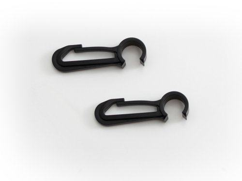 BCD Hose Clip - Safety Clip for Gauge and Octopus Hoses