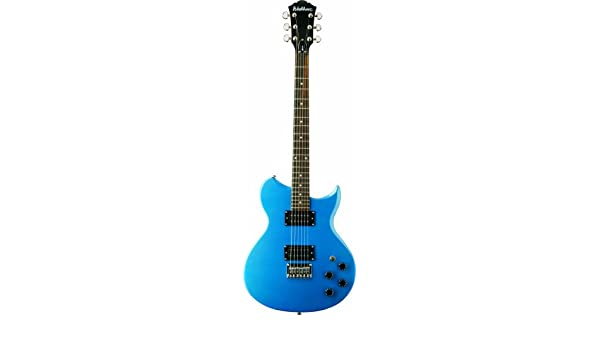 Washburn WI14 MBL Guitarra eléctrica - color azul: Amazon.es: Electrónica