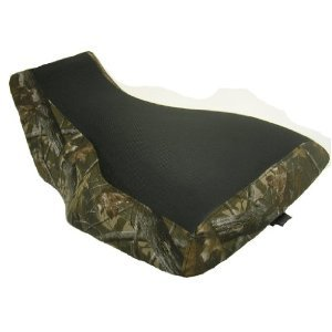 YAMAHA KODIAK 400/450 FITS MODEL YEAR 2000 AND UP ALSO FITS YAMAHA GRIZZLY 400/450/660 MODELS FOR ALL YEARS BLACL CENTER REALTREE HARDWOODS Will Custimize color upon ()