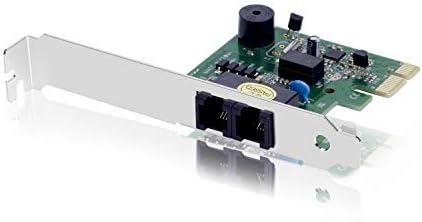 Amazon Com Vtop 56k V 92 Pci Express Pcie Pci E Internal Data Fax Modem Computers Accessories
