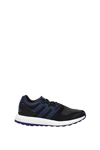 adidas Mens Y-3 Pure Boost Trainers in Black Blue cheap sale new XmFt2