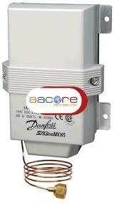 para Ventiladores monofásicos de condesador (con Entrada de presión) DANFOSS RGE-Z1N4-7DS 061H3005   Danfoss