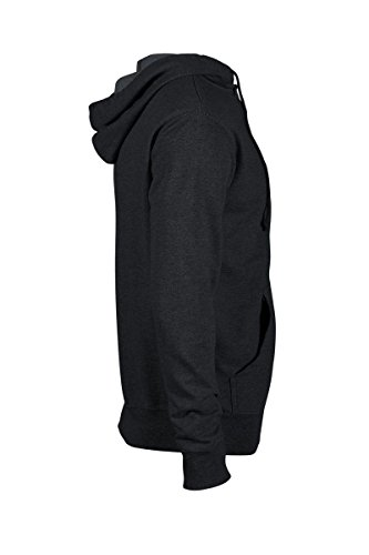 Casual Garb Hoodies For Men Heather French Terry Full Zip Hoodie Hooded Sweatshirt
