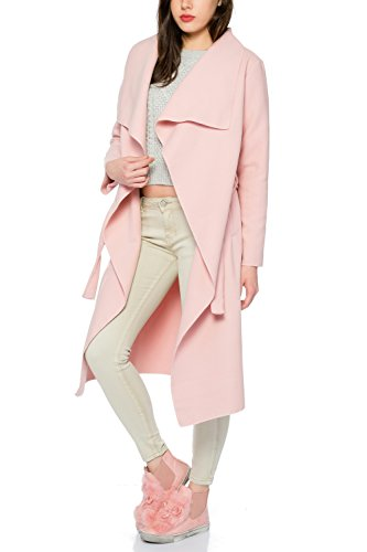 Femme Long Collection Size Kendindza Manteaux One Rosa Trenchcoat Lang Court 5qvvpx6