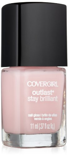 COVERGIRL Outlast Stay Brilliant Nail Gloss Constant Candy 1