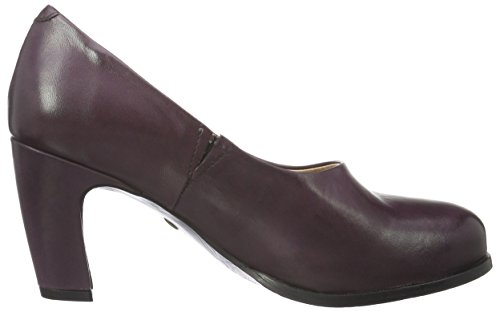 Toe Purple Closed Heels Altesse Women's Prune Neosens Tt8fq