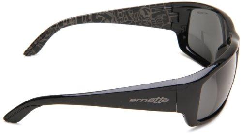 Arnette Cheat Sheet Gafas de Sol, Hombre, Black, 62: Amazon.es: Ropa y accesorios
