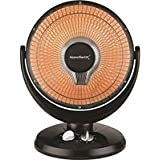 HOMEBASIX DF1015 Parabolic Oscillating Heater