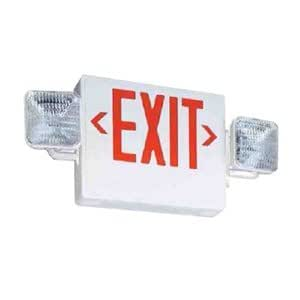 Emergency Exit Lighting Fixture Commercial Lighted Exit
