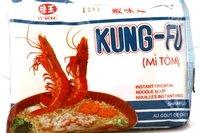 Oriental Noodle (Kung-Fu Instant Oriental Noodle Soup (Shrimp Flavor) - 3oz [Pack of 3])