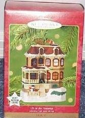 Up on the Housetop - Magic 2001 hallmark ornament ()