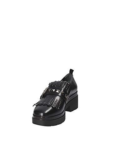 Negro Shoes Mocasin Mujeres b Grace 1815 40dnqX