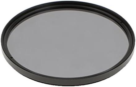 ND レンズフィルター ニュートラル DSLRカメラに適合 グレー 減光レンズフィルター - 77mm