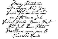 Frohe Weihnachten In Allen Sprachen.Motivstempel Bilderstempel Stempel Weihnachten God Jul Frohe Weihnachten In Mehreren Sprachen 07179107