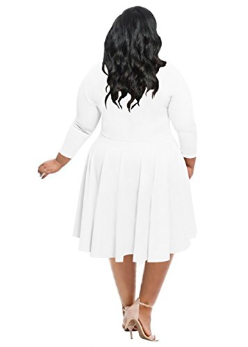 HPLY-Women-Classy-Dresses-Sexy-Casual-Plus-Size-Swing-Dresses