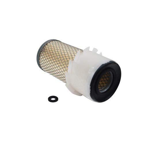 Filtro de Aire adaptable para John Deere /11221 15522/ /11221 toro sustituye a origen: ch15451 /Ø: Ext: 83/mm /1300.h: 184/mm 33/ 70000/ Kubota AM108243 /Ø Int: 43/mm