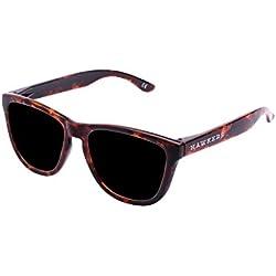 Hawkers Carey Dark One,Gafas de Sol Unisex, Marrón/Negro