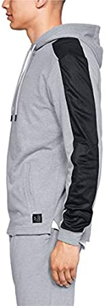 Under Armour Under Armour Mens Threadborne Terry Pull Over Hoodie Hoodie