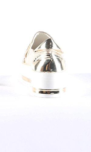 On Slip Hadari Hadari Fashion Gold Casual Womens Shoes Sneakers Womens n4f4AwqYR