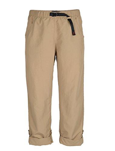 Gramicci Women's Roll Up G Pants, Beach Khaki, Size 31 x Small