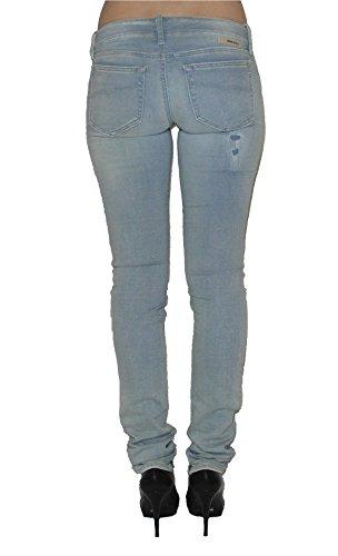 0664V Pant Diesel claro Mujer Grupee azul NE Jeans Sweat qa17EwSx1
