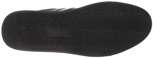 Bugatchi mens Paris Sneaker Nero J0m44CyJ8M