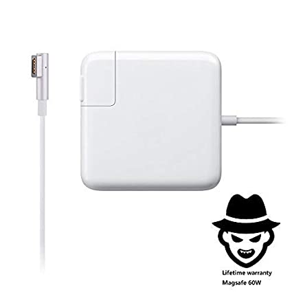 Commercial Mac Book Pro Charger,60W Magsafe L-Tip Adapter Charger for MacBook Pro 13 Inch Before Mid 2012 Model /…