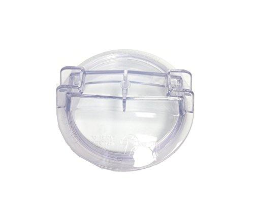Cover Lid Pump (Pool Pump Lid Replacement For Max-E-Glas Dura-Glas Pentair Sta-Rite C3-139P1)