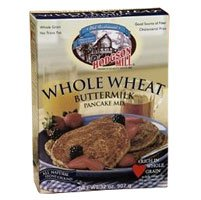 Hodgson Mill, Mix Pancake Whole Wheat Buttermilk, 32 Ounce
