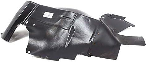Splash Shield For 2008-2017 Buick Enclave Front Driver Side Rear Section