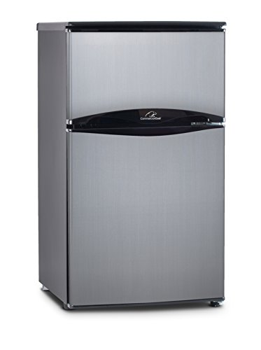 Commercial Cool WCRD31V True Freezer, 3.2 cu. ft., Stainless Steel