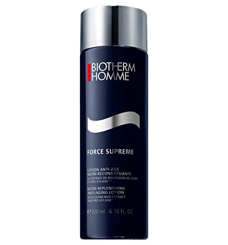 Biotherm Homme Force Supreme Nutri-Replenishing Anti-Aging Lotion - 200ml/6.76oz