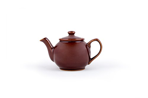Fox Run 39854 Earthenware Teapot, 37-Ounce, - Run Ceramic Fox