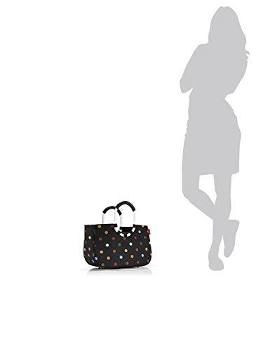 reisenthel OS7025 Borsa shopper con cerchi, M